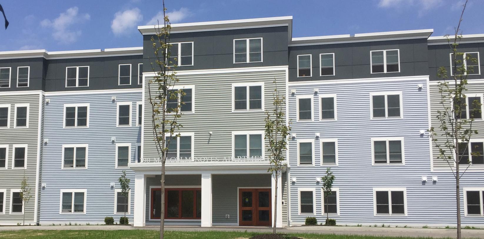 Malcolm A. Noyes Apartments At Millbrook Estates